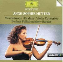 Mendelssohn y Brahms