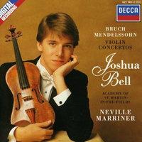 Bruch y Mendelssohn