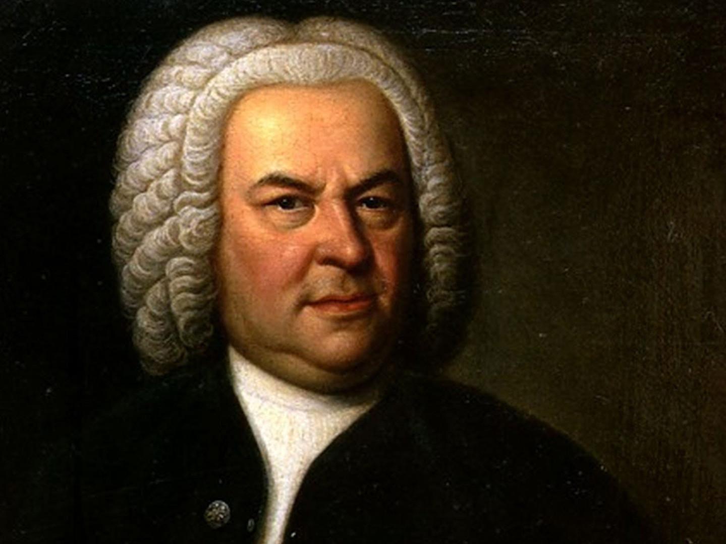 Le génie du clavecin et du contrepoint...