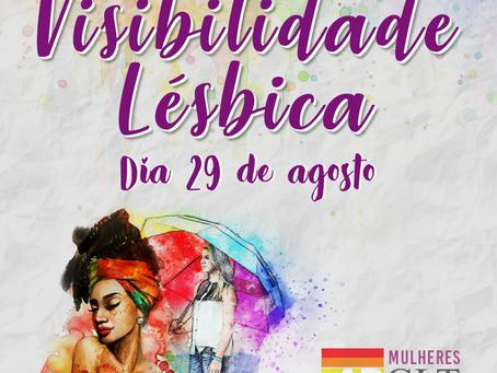 29 de agosto | Dia da Visibilidade Lésbica