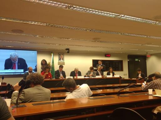 ABGLT discute recomendações da ONU sobre direitos humanos em audiência pública na Câmara de Deputado