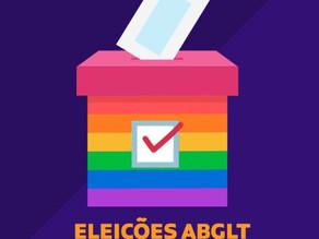 Eleições ABGLT 2021 | Calendário eleitoral