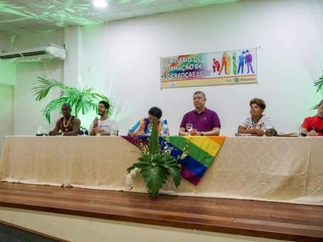 ABGLT participa de Seminário de Formação de Lideranças LGBT em Pernambuco