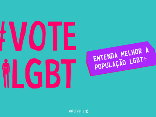 Vote LGBT lança pesquisa sobre o perfil político da população LGBTI+