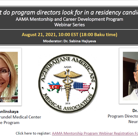 What do program directors look for in a residency candidate?