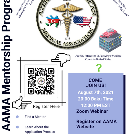AAMA Mentorship and Career Development Program