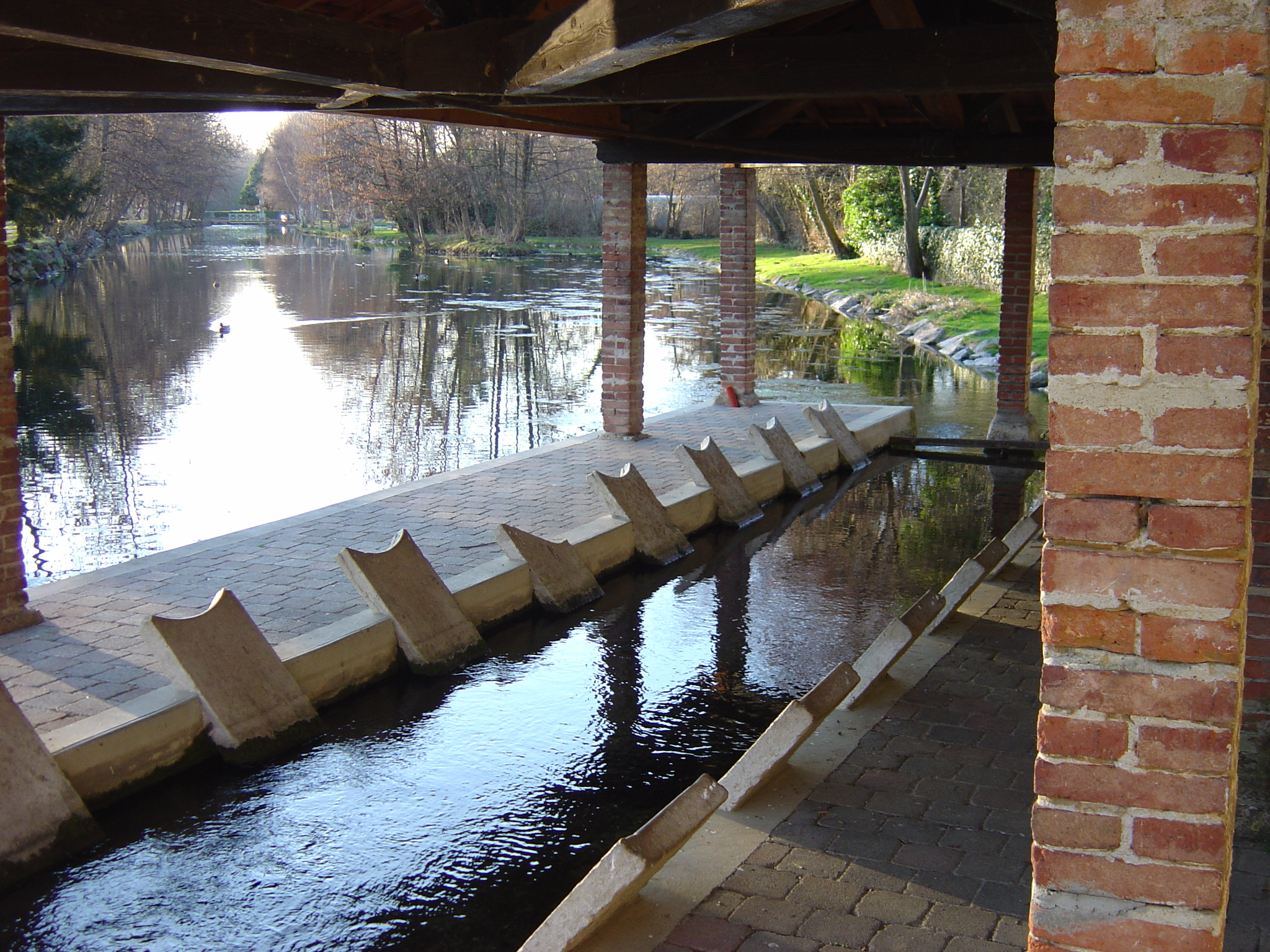 Lavoir Manthes