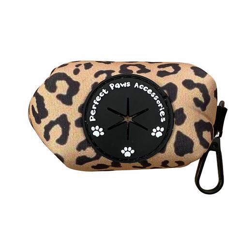 CLASSIC LEOPARD Poo Bag Holder