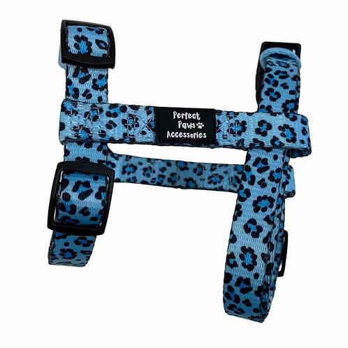 BLUE LEOPARD Strap Adjustable Harness