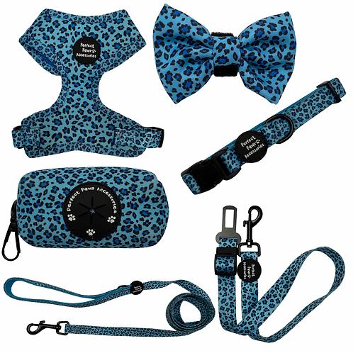 PRE ORDER Blue Leopard Full Set