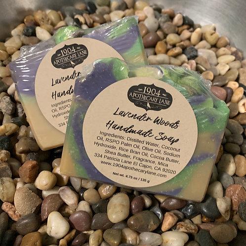 Lavender Woods Bar Soap