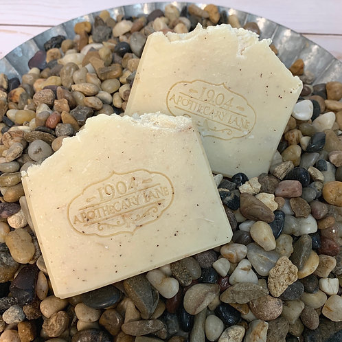 Almond Bar Soap
