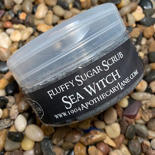 Sea Witch Fluffy Sugar Scrub 8 oz