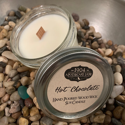 Hot Chocolate Wood Wick Candle