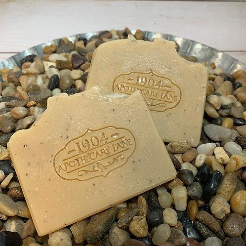 Barn Wood & Coffee Bar Soap