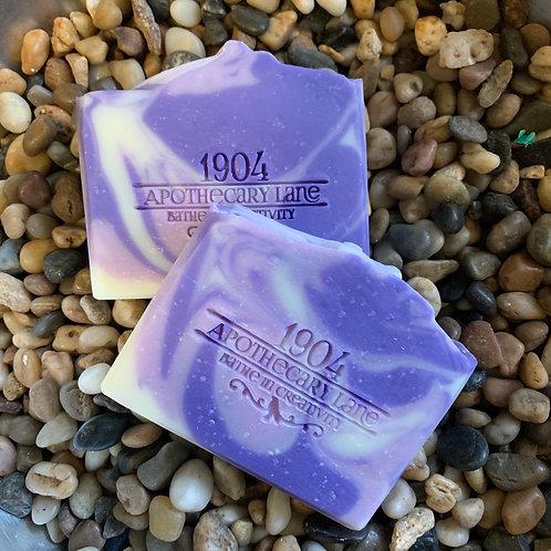Lavender & Honey Soap