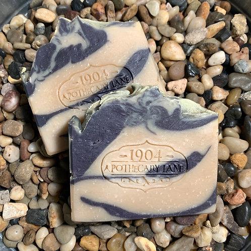 Mahogany Teakwood Bar Soap