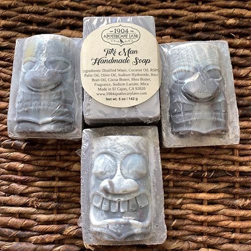 Tiki Man Bar Soap