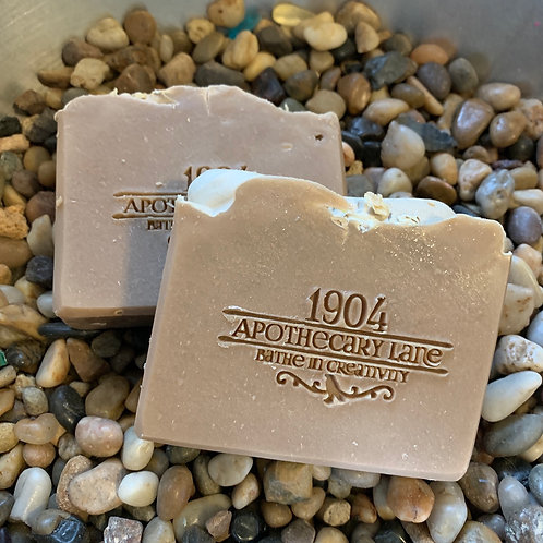 Oatmeal Milk & Honey Goat's  Milk Bar Soap
