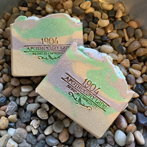 Lavender Sage Goat's Milk Bar Soap