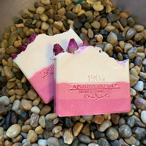 Bouquet of Roses Bar Soap