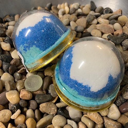Fish Bowl Bath Bomb