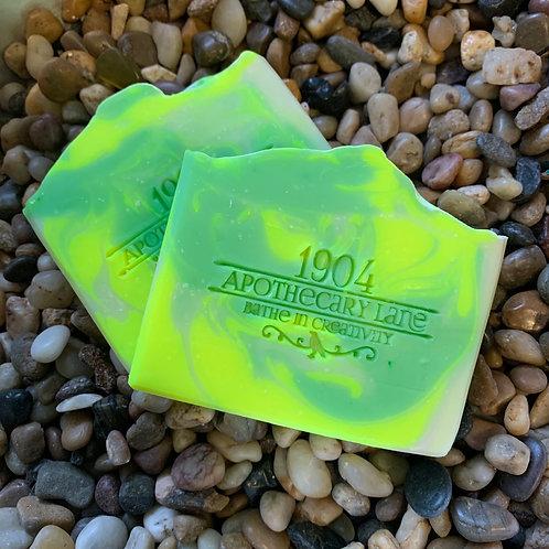 Pineapple Bar Soap