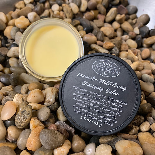 Lavender Melt Away Cleansing Balm