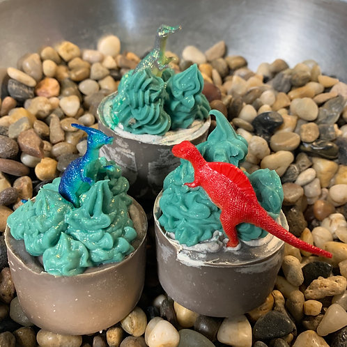 Soap-O-Saurus Dinosaur Bar Soap