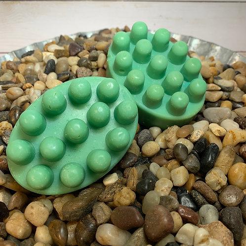 Coconut Lime Breeze Massage Bar Soap