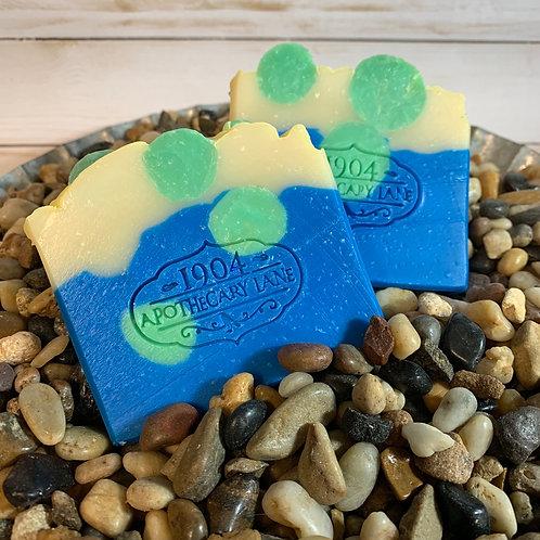 Coconut Lime Breeze Soap