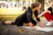 Corpus Logos - Ganzheitliches Training für Körper und Geist. Körperwahrnehmung im Krafttraining. Lösen von Blockaden mit Unterstützung von Corpus Logos, ein Vereiningung aus OmniKinea und Somatic Experiencing.Begründerin Leslie Olivera
