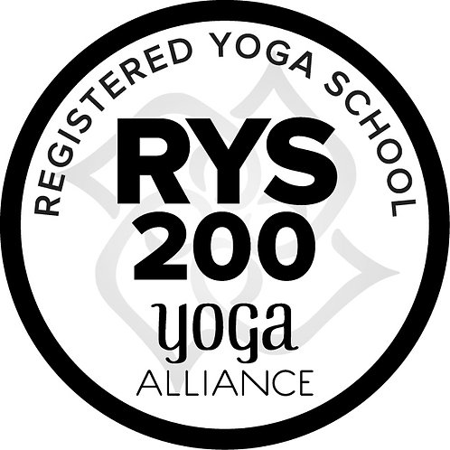 RYS 200 Hour Yoga Alliance Certification