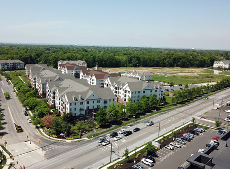Cherry Hill's Luxurious 'Golden Mile' Continues to Grow and Plaza Grande is at the Center