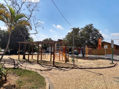 Praça dos Ipês receberá obras de revitalização