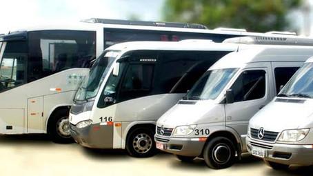 Decreto municipal impõem novas regras para ônibus e vans de turismo