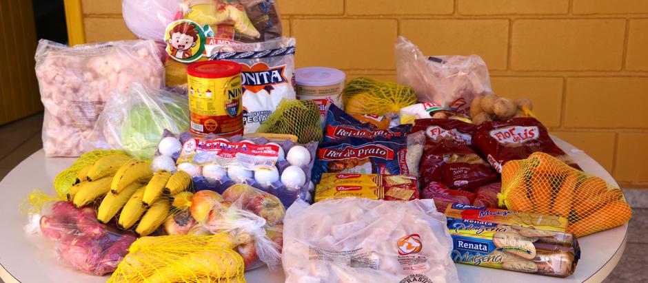 Educação inicia amanhã, 29/04, entrega de alimentação escolar em duas etapas