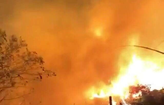 Bombeiros Voluntários de Holambra pedem colaboração dos moradores