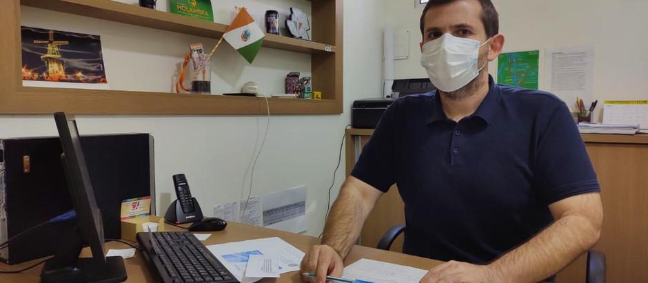 Holambra fecha semana com quase seis mil vacinados