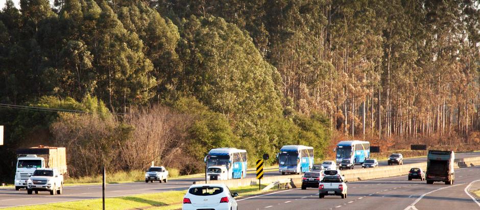 Feriado registrou fluxo de 88 mil veículos na pista norte, sentido Campinas ao Sul de Minas