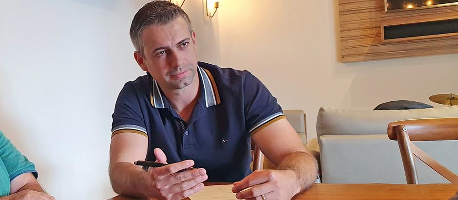 Fernando Capato confirma pré-candidatura a prefeito de Holambra