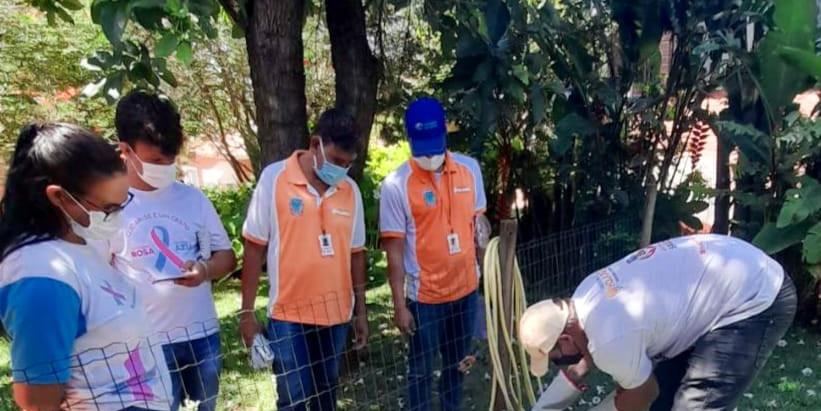 Holambra recebe treinamento sobre prevenção e controle de escorpiões
