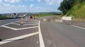 Semana de obras nas rodovias da região