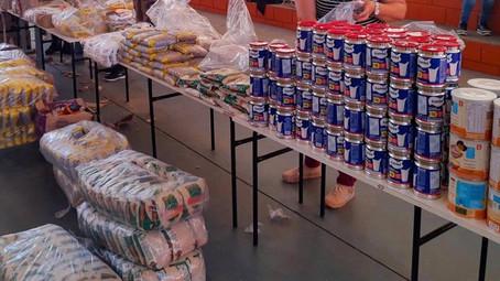 kits de alimentação escolar serão distribuídos nos dias 26 e 27 de julho