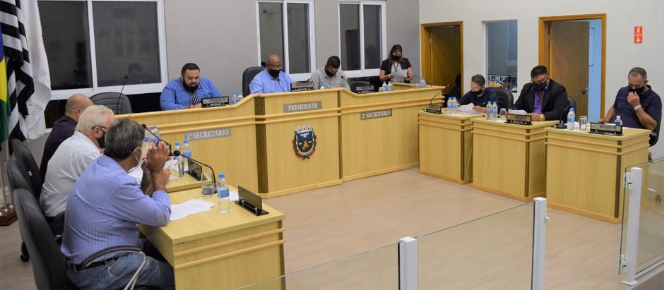 Câmara realizou primeira sessão aberta ao público