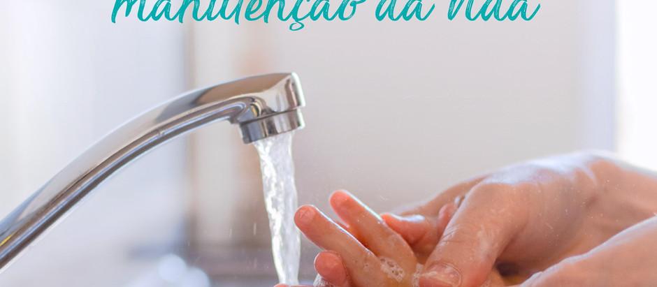 Fornecimento de água com qualidade