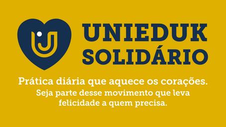 A ação ambiental que o Grupo UniEduK lançou para comemorar seus 22 anos ainda está valendo! Faça par