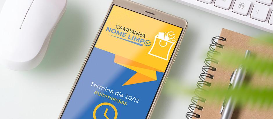CAMPANHA NOME LIMPO