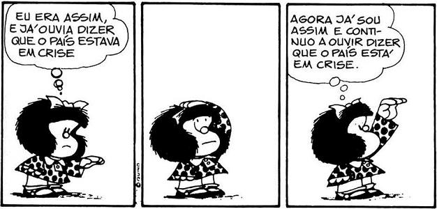 Quino dá adeus, mas lição de Mafalda fica