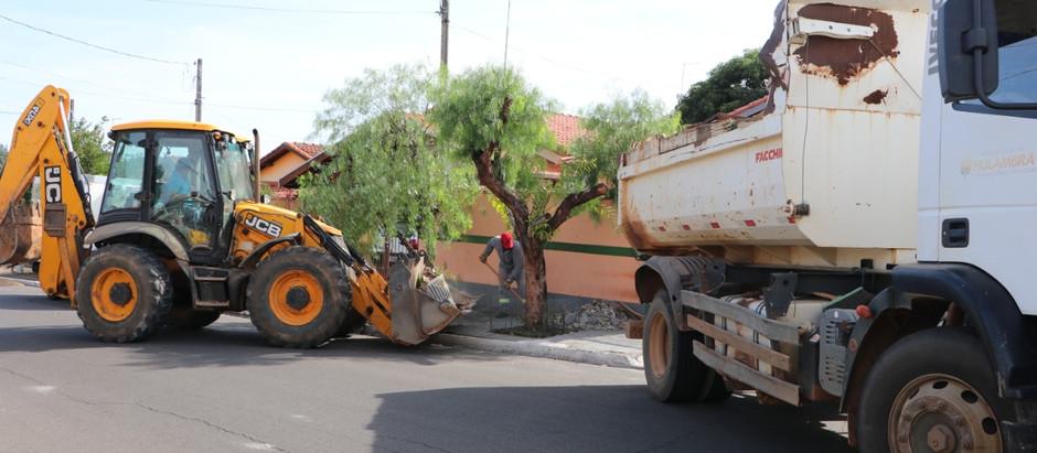 Operação Cata-Bagulho volta a percorrer bairros de Holambra a partir de segunda-feira